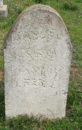 SHAW, SAMUEL S. - Saline County, Arkansas | SAMUEL S. SHAW - Arkansas Gravestone Photos