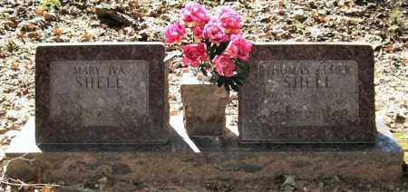 CRAWFORD SHELL, MARY IVA - Saline County, Arkansas | MARY IVA CRAWFORD SHELL - Arkansas Gravestone Photos
