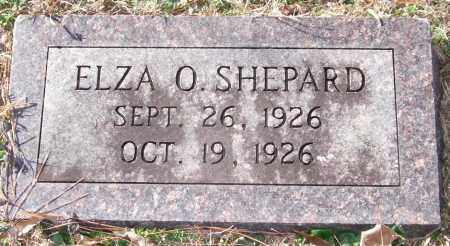 SHEPARD, ELZA O. - Saline County, Arkansas   ELZA O. SHEPARD - Arkansas Gravestone Photos