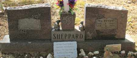 SHEPPARD, WILLIAM BRYANT - Saline County, Arkansas | WILLIAM BRYANT SHEPPARD - Arkansas Gravestone Photos