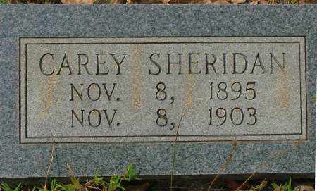 SHERIDAN, CAREY - Saline County, Arkansas   CAREY SHERIDAN - Arkansas Gravestone Photos
