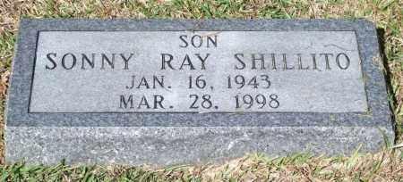 SHILLITO, SONNY RAY - Saline County, Arkansas | SONNY RAY SHILLITO - Arkansas Gravestone Photos