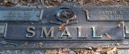 SMALL, FLOYD E. - Saline County, Arkansas | FLOYD E. SMALL - Arkansas Gravestone Photos