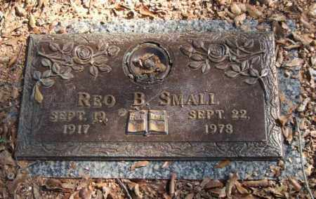 SMALL, REO B. - Saline County, Arkansas | REO B. SMALL - Arkansas Gravestone Photos