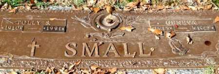 SMALL, GENEVA - Saline County, Arkansas   GENEVA SMALL - Arkansas Gravestone Photos