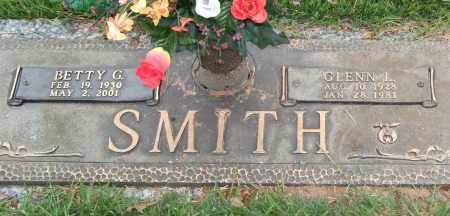 SMITH, GLENN L. - Saline County, Arkansas   GLENN L. SMITH - Arkansas Gravestone Photos