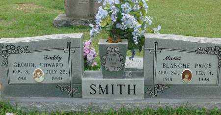 SMITH, BLANCHE - Saline County, Arkansas | BLANCHE SMITH - Arkansas Gravestone Photos