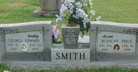 PRICE SMITH, BLANCHE - Saline County, Arkansas | BLANCHE PRICE SMITH - Arkansas Gravestone Photos