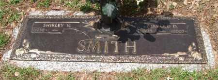 SMITH, HAROLD D. - Saline County, Arkansas   HAROLD D. SMITH - Arkansas Gravestone Photos
