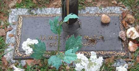 SMITH, JAMES M. - Saline County, Arkansas | JAMES M. SMITH - Arkansas Gravestone Photos
