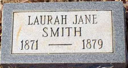 SMITH, LAURAH JANE - Saline County, Arkansas | LAURAH JANE SMITH - Arkansas Gravestone Photos