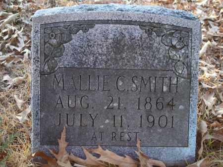 SMITH, MALLIE C - Saline County, Arkansas | MALLIE C SMITH - Arkansas Gravestone Photos