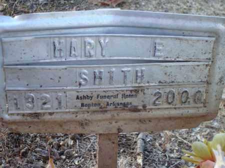 SMITH, MARY E - Saline County, Arkansas | MARY E SMITH - Arkansas Gravestone Photos