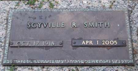 SMITH, SCYVILLE R. - Saline County, Arkansas   SCYVILLE R. SMITH - Arkansas Gravestone Photos