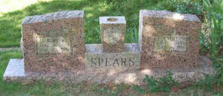 SPEARS, LILBURN W. - Saline County, Arkansas | LILBURN W. SPEARS - Arkansas Gravestone Photos
