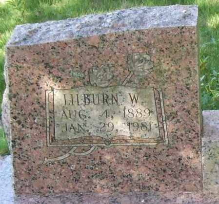 SPEARS, LILBURN W. (CLOSEUP) - Saline County, Arkansas   LILBURN W. (CLOSEUP) SPEARS - Arkansas Gravestone Photos
