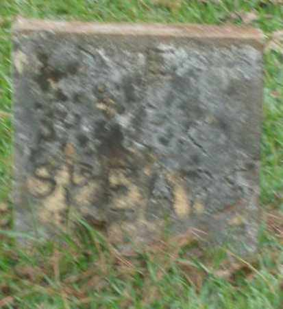 SPEARS, UNKNOWN - Saline County, Arkansas | UNKNOWN SPEARS - Arkansas Gravestone Photos