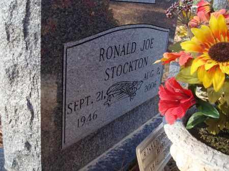 STOCKTON, RONALD JOE - Saline County, Arkansas   RONALD JOE STOCKTON - Arkansas Gravestone Photos