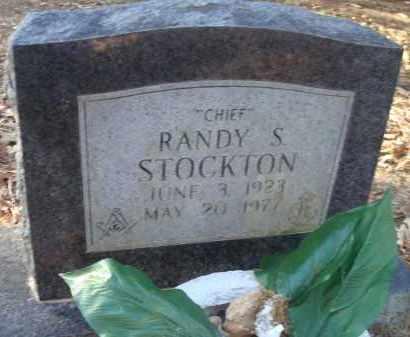 STOCKTON, RANDY S - Saline County, Arkansas | RANDY S STOCKTON - Arkansas Gravestone Photos