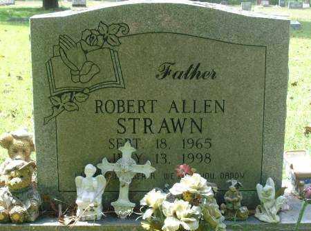 STRAWN, ROBERT - Saline County, Arkansas | ROBERT STRAWN - Arkansas Gravestone Photos