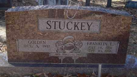 STUCKEY, FRANKIN E - Saline County, Arkansas   FRANKIN E STUCKEY - Arkansas Gravestone Photos