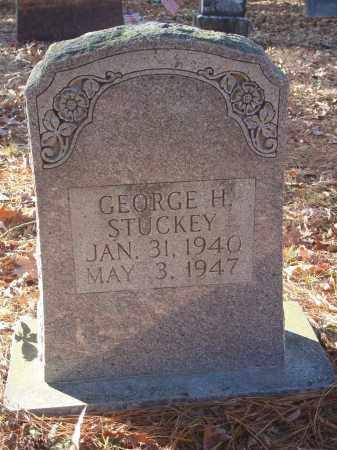 STUCKEY, GEORGE H - Saline County, Arkansas | GEORGE H STUCKEY - Arkansas Gravestone Photos
