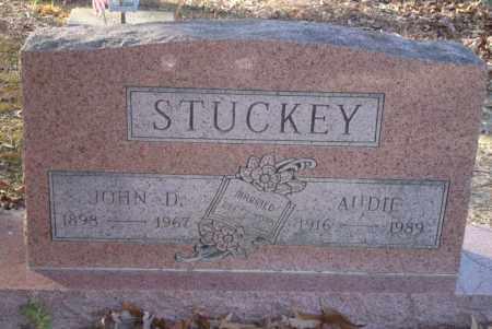 STUCKEY, AUDIE - Saline County, Arkansas | AUDIE STUCKEY - Arkansas Gravestone Photos