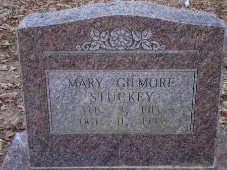 GILMORE STUCKEY, MARY - Saline County, Arkansas | MARY GILMORE STUCKEY - Arkansas Gravestone Photos