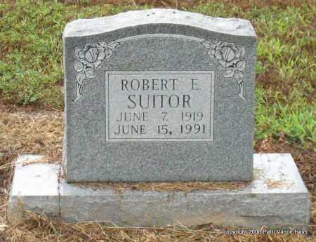 SUITOR, ROBERT E. - Saline County, Arkansas | ROBERT E. SUITOR - Arkansas Gravestone Photos