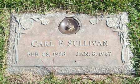 SULLIVAN, CARL F. - Saline County, Arkansas | CARL F. SULLIVAN - Arkansas Gravestone Photos