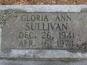 SULLIVAN, GLORIA ANN - Saline County, Arkansas | GLORIA ANN SULLIVAN - Arkansas Gravestone Photos