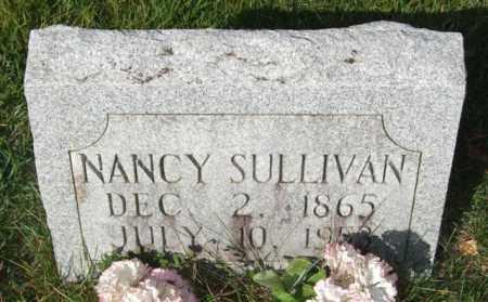 SULLIVAN, NANCY - Saline County, Arkansas   NANCY SULLIVAN - Arkansas Gravestone Photos