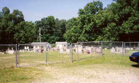 * SUMMIT CEMETERY, ENTRANCE - Saline County, Arkansas   ENTRANCE * SUMMIT CEMETERY - Arkansas Gravestone Photos