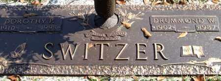 SWITZER, DOROTHY P. - Saline County, Arkansas | DOROTHY P. SWITZER - Arkansas Gravestone Photos