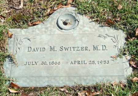 SWITZER, DAVID M. - Saline County, Arkansas | DAVID M. SWITZER - Arkansas Gravestone Photos