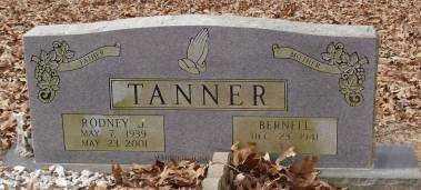 TANNER, RODNEY J - Saline County, Arkansas | RODNEY J TANNER - Arkansas Gravestone Photos