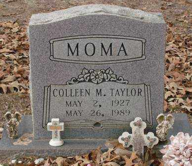 TAYLOR, COLLEEN M. - Saline County, Arkansas | COLLEEN M. TAYLOR - Arkansas Gravestone Photos