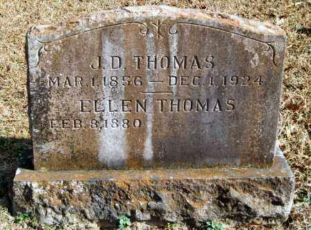 THOMAS, ELLEN - Saline County, Arkansas | ELLEN THOMAS - Arkansas Gravestone Photos