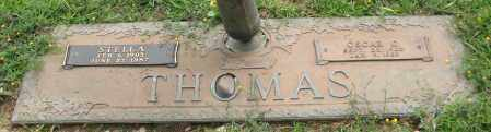 THOMAS, OSCAR CONE - Saline County, Arkansas | OSCAR CONE THOMAS - Arkansas Gravestone Photos