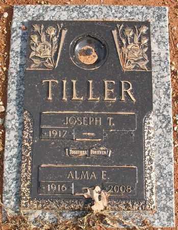 TILLER, ALMA E. - Saline County, Arkansas | ALMA E. TILLER - Arkansas Gravestone Photos