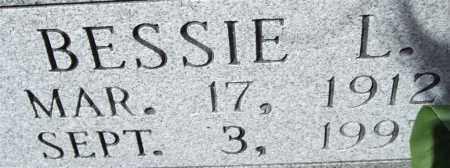 BROWN TILLERY, BESSIE LADONNA (CLOSEUP) - Saline County, Arkansas   BESSIE LADONNA (CLOSEUP) BROWN TILLERY - Arkansas Gravestone Photos