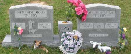 """TILLERY, CORBET ORVEL """"DOCK"""" - Saline County, Arkansas   CORBET ORVEL """"DOCK"""" TILLERY - Arkansas Gravestone Photos"""