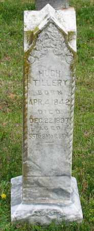 TILLERY, HUGH - Saline County, Arkansas   HUGH TILLERY - Arkansas Gravestone Photos