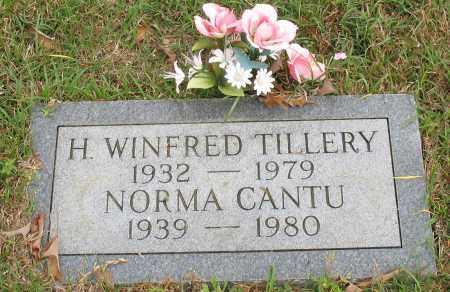 TILLERY, HORACE WINFRED - Saline County, Arkansas   HORACE WINFRED TILLERY - Arkansas Gravestone Photos