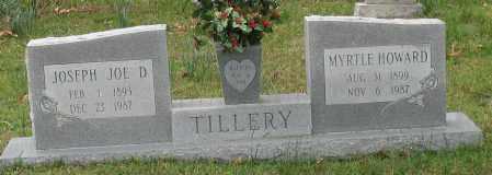 TILLERY, MYRTLE - Saline County, Arkansas | MYRTLE TILLERY - Arkansas Gravestone Photos