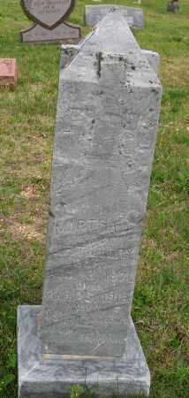 TILLERY, MARTHA I. - Saline County, Arkansas | MARTHA I. TILLERY - Arkansas Gravestone Photos