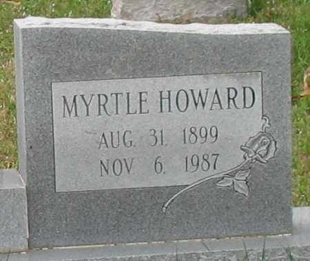 HOWARD TILLERY, MYRTLE (CLOSEUP) - Saline County, Arkansas | MYRTLE (CLOSEUP) HOWARD TILLERY - Arkansas Gravestone Photos