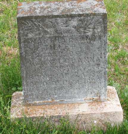 TILLERY, MARTHA ANN - Saline County, Arkansas | MARTHA ANN TILLERY - Arkansas Gravestone Photos