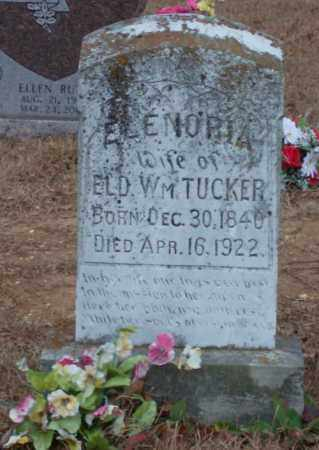 TUCKER, ELENORIA - Saline County, Arkansas | ELENORIA TUCKER - Arkansas Gravestone Photos