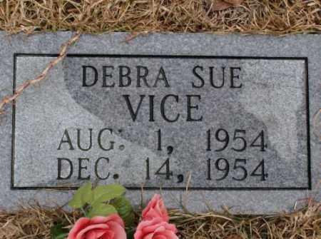 VICE, DEBRA SUE - Saline County, Arkansas | DEBRA SUE VICE - Arkansas Gravestone Photos